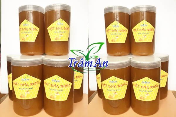 mật ong chuẩn