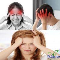 Chữa bệnh đau đầu mất ngủ không dùng thuốc