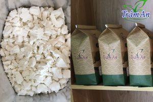 Bán bột sắn dây ở Sài Gòn